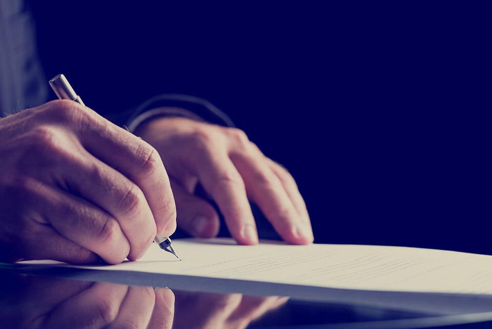 Schenkung, Erbschaftssteuer & Testamentsvollstreckung
